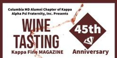 CMD Wine Tasting and Anniversary Celebration Event tickets