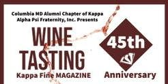 CMD Wine Tasting and Anniversary Celebration Event