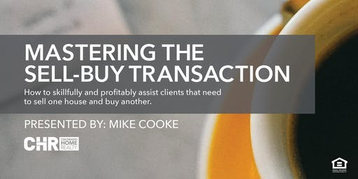 Mastering the Sell - Buy Transaction