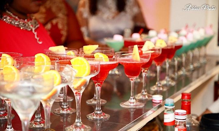 Koxmet Cocktails And Alordia Promotions Valentine Extravaganza Masquerade image