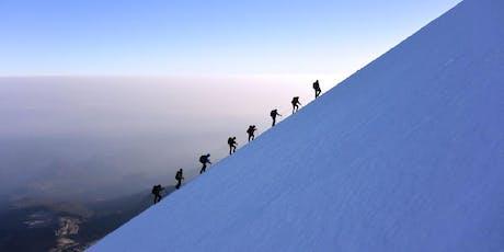 Formation Haute Montagne Niveau 1 (HM-1) [2 GROUPES COMPLET] billets