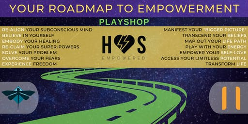 Your Roadmap to Empowerment Playshop