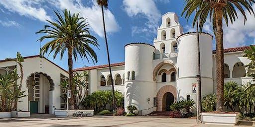San Diego State University Campus Visit