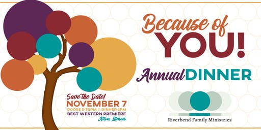 Riverbend Family Ministries Annual Celebration Dinner