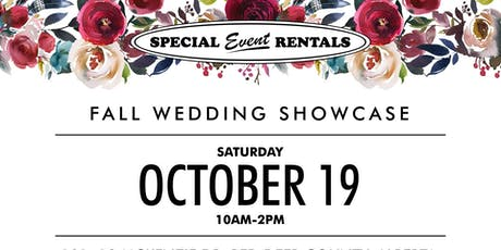 Fall 2019 Bridal Showcase in Red Deer tickets