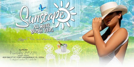 Sunscape All-White Brunch  tickets