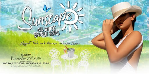 Sunscape All-White Brunch