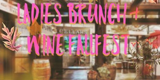 Ladies Brunch & Wine Fallfest