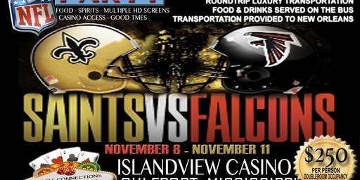 Saints vs Falcons