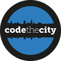 Codethecity (Registered Charity SC047835 ) logo
