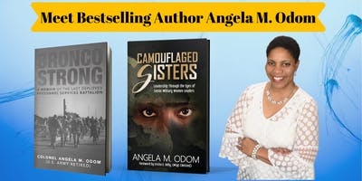 Meet The Bestselling Author - Angela M. Odom