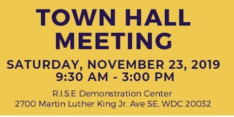 DC Citizen Review Panel Town Hall tickets