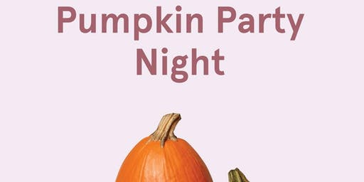 Pumpkin Party Night