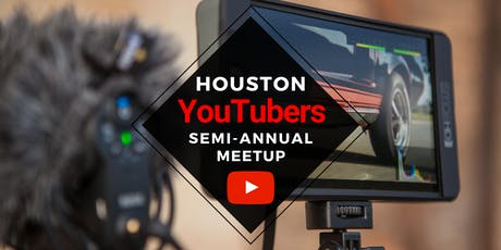 Houston Area YouTubers Mixer tickets