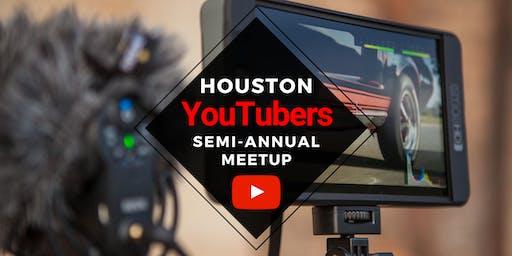 Houston Area YouTubers Mixer