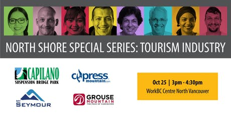 North Shore Special Series #1: Tourism Industry tickets