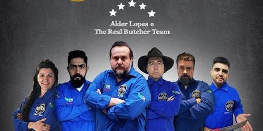 ALDER LOPES E THE REAL BUTCHER TEAM BRAZIL 2ª EDIÇÃO