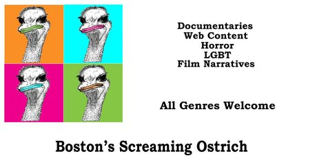 Session #2 (Rated PG), Boston's Screaming Ostrich Film Festival - 10/19/19 @ 6:00 PM tickets