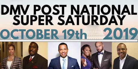 POST NATIONAL SUPER SATURDAY 2019 tickets