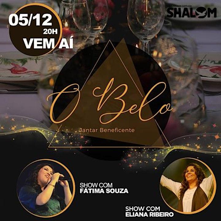 Imagem do evento O BELO - JANTAR BENEFICENTE