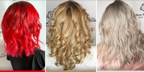 Colour and Cut Starting at $110 at Ben Secrets Hair Studio tickets