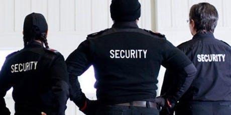 Veteran Security Guard Pre-Screening Event tickets
