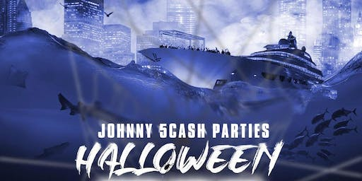 COSTUME YACHT PARTY :: MIDNIGHT CRUISE :: 5CASH PARTIES :: BOAT KINGZ