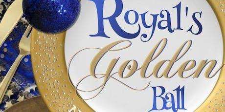 Royal's Golden Ball tickets