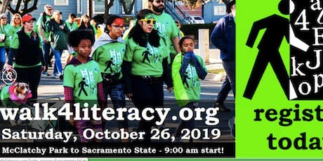 6th Annual Walk4Literacy and Family Festival tickets