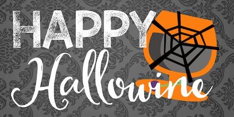 Fall Wine Tasting Series: Happy Hallowine! tickets