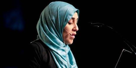 Yasmin Mogahed (USA): 1st Public Seminar in SARAJEVO! Public Welcome  tickets