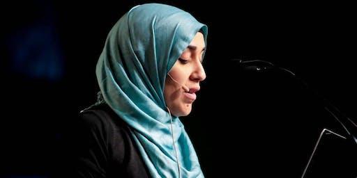 Yasmin Mogahed (USA): 1st Public Seminar in SARAJEVO! Public Welcome