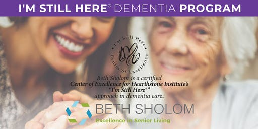 I'M STILL HERE DEMENTIA PROGRAM