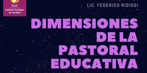 Pastoral Educativa: Dimensiones