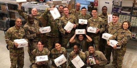 Operation Gratitude Donation Drive