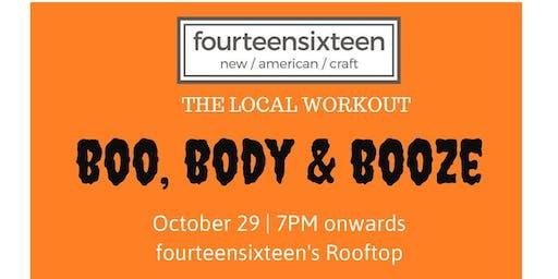 BOO, Body & Booze