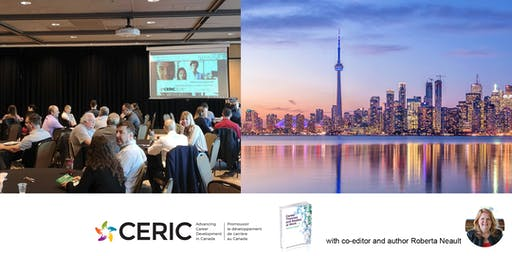 CERIC Roadshow – Career Engagement with Roberta Neault  - Toronto - November 19, 2019 (Free Event)