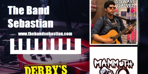 Sat. Oct. 19th  Musication Live  The Sebastian Band with special guests