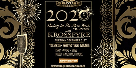 Swing in The New Year 2020 tickets
