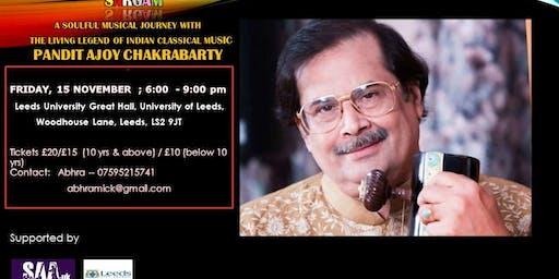Pt. Ajoy Chakrabarty concert