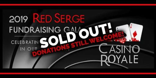 2019 Red Serge Gala