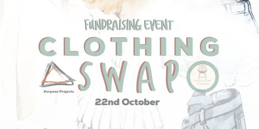 Purpose Projects Clothing Swap