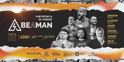 BE A MAN - Serra/ES