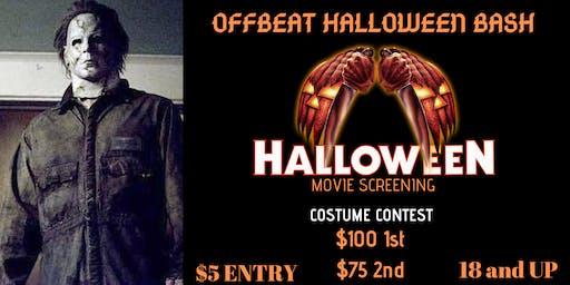 Conzilla Presents Offbeat's Halloween Bash