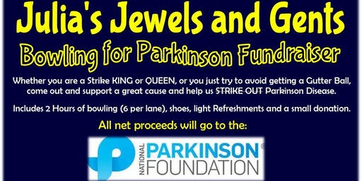 JJ&G Bowling for Parkinson