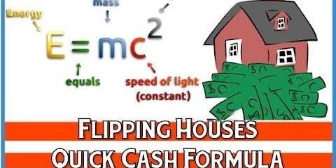 FLIP HOME$ Formula 4 CA$H
