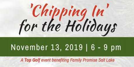 'Chipping In' for the Holidays tickets