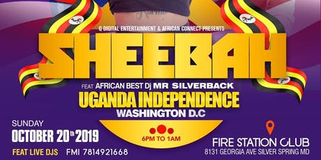 Queen Sheeba & Rwanda Star Kitoko ft African Best DJ SilverBack And DJ D tickets
