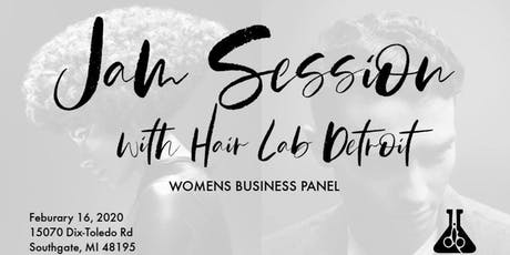Jam Session | Womens Business Panel tickets