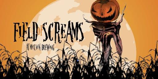 Field of Screams - Halloween Party 2019